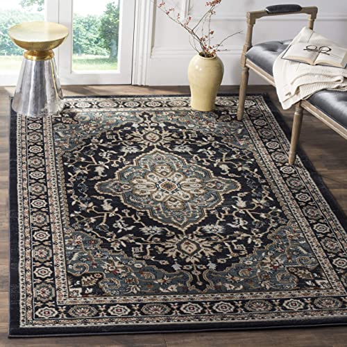 Safavieh Lyndhurst Collection LNH338C Traditional Oriental Non-Shedding Stain Resistant Living Room Bedroom Area Rug