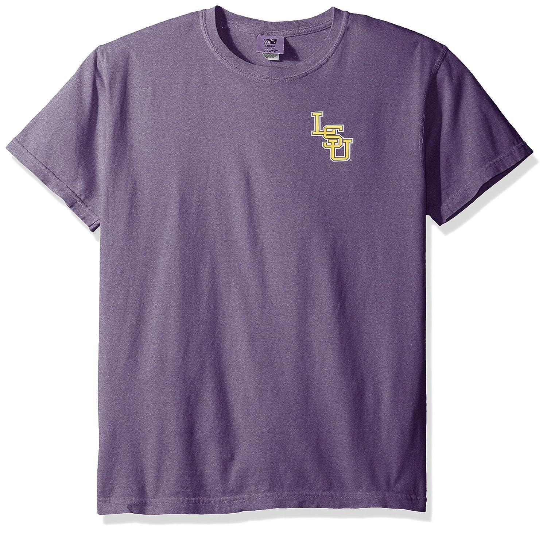 魅力の NCAA LSU Tigers状態野球レース半袖Tシャツ B01MSZS2AC、ミディアム LSU NCAA、グレープ B01MSZS2AC, 苫前町:9a0b7062 --- domaska.lt