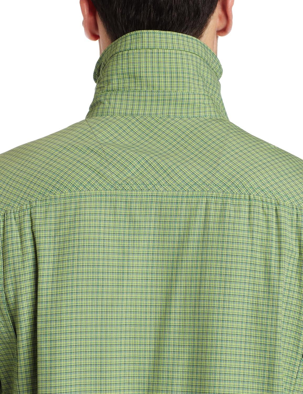 Columbia Mens Silver Ridge Multi Plaid Short Sleeve Shirt