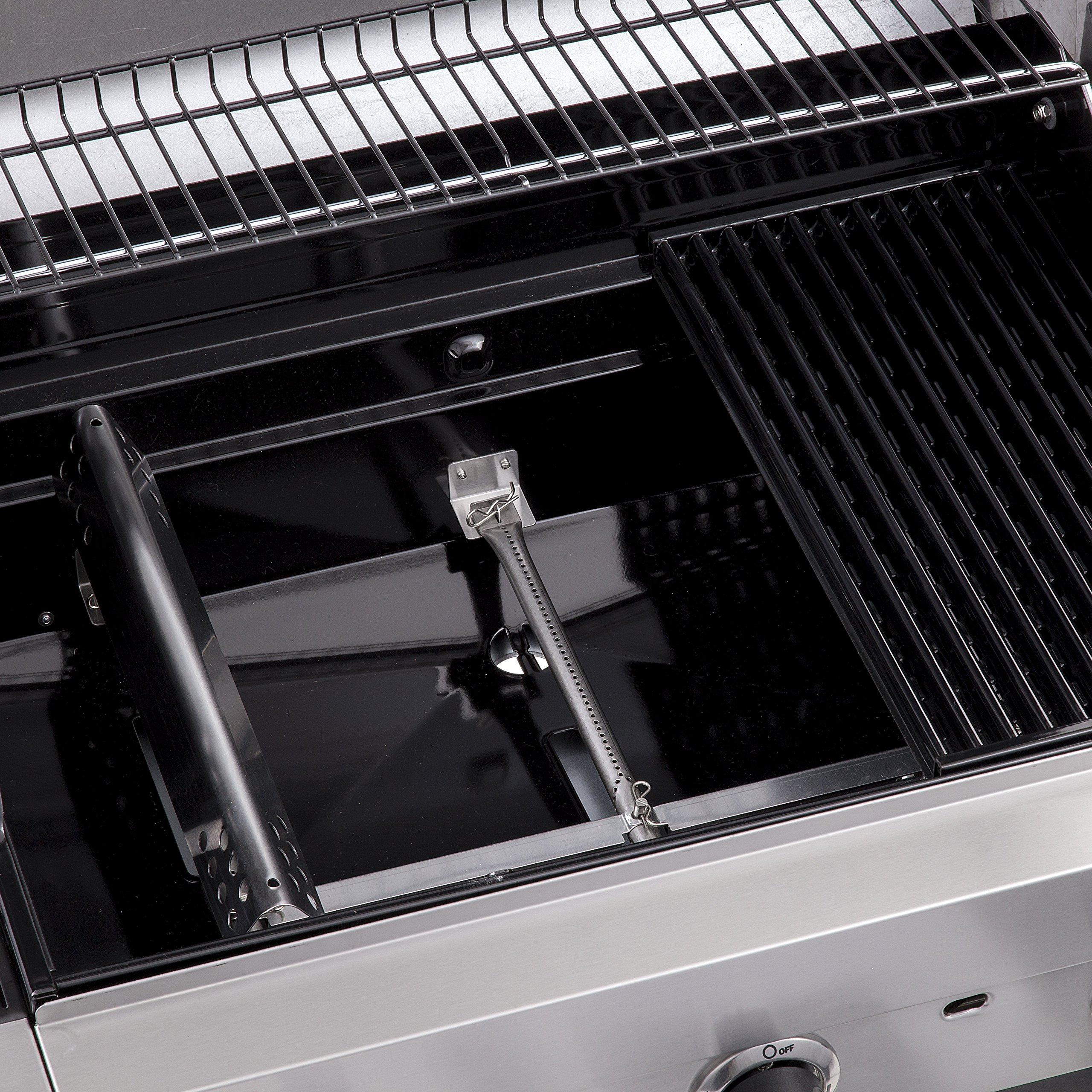Char-Broil Performance TRU-Infrared 450 3-Burner Cabinet Liquid Propane Gas Grill by Char-Broil (Image #5)