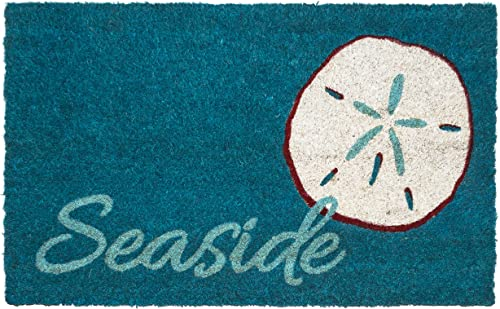 Entryways Seaside Non- Slip Coconut Fiber Doormat 17 X 28 X .5
