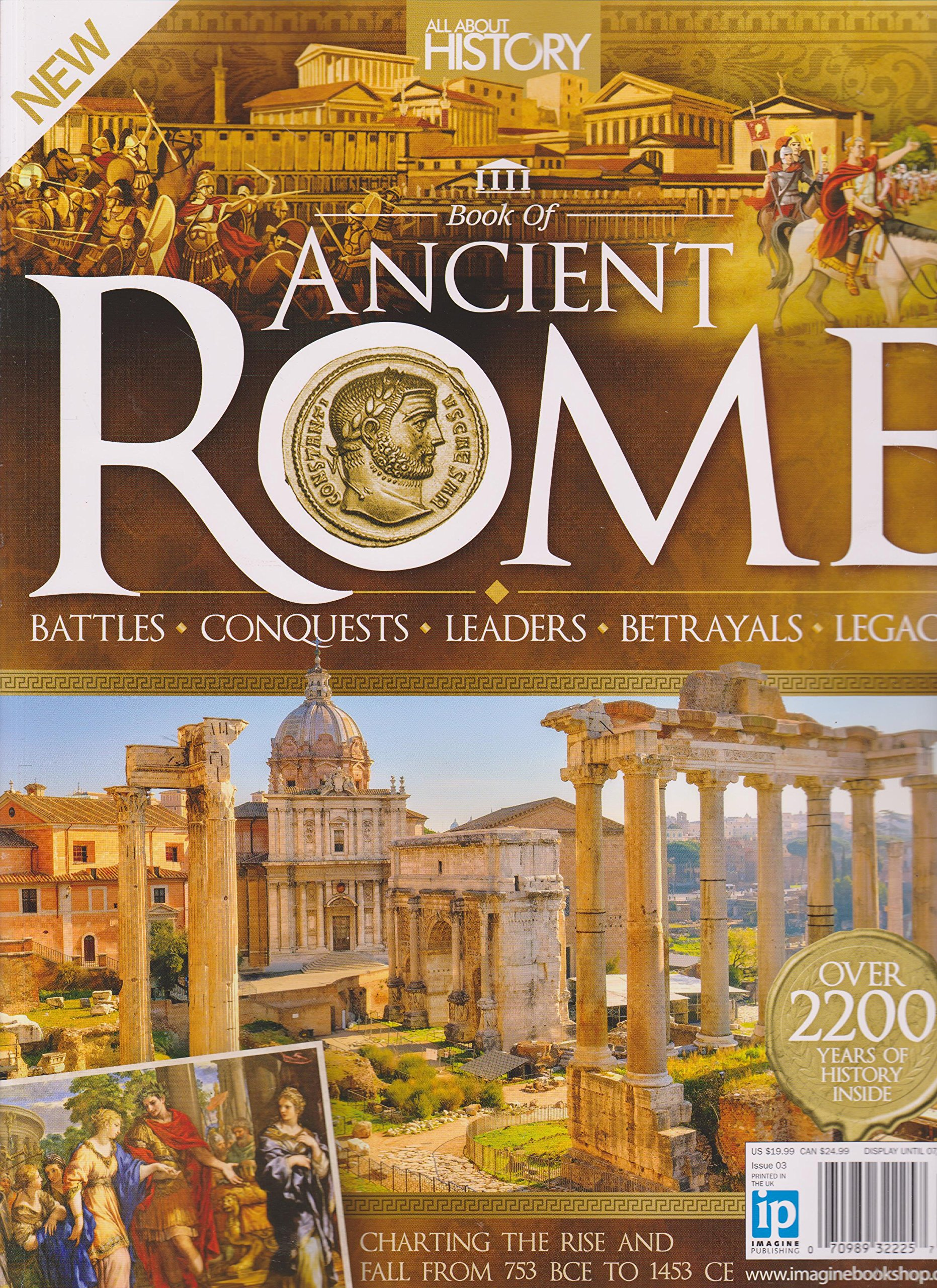 All About History Book of Ancient Rome Issue 3 pdf
