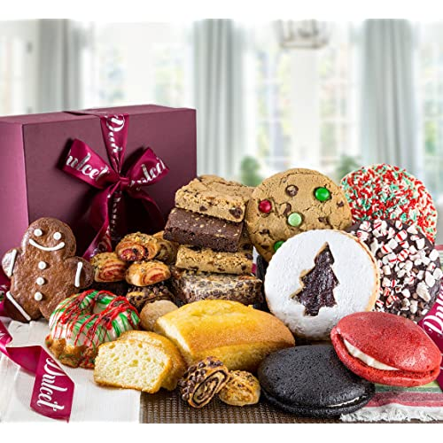 Cookie Gift Baskets Christmas Amazon Com