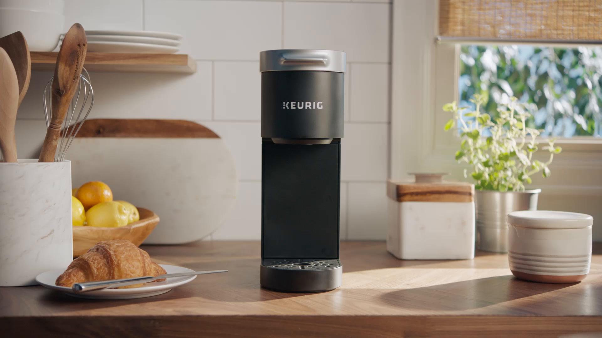 Keurig K-Mini Basic Coffee Maker, Single Serve K-Cup Pod ...