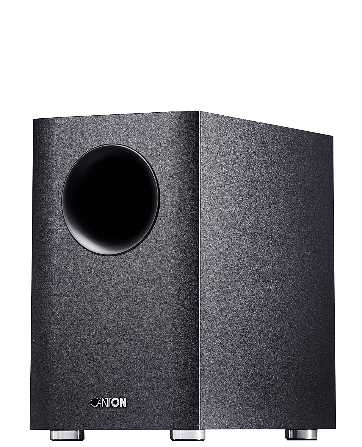 Canton 03724/ AS 2020/ SC Subwoofer attivo nero