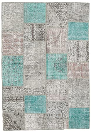 carpetvista tapis patchwork 160x233 tapis moderne - Tapis Patchwork