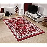 "HFI Polyester Carpet - 55""x84"", Multicolour"