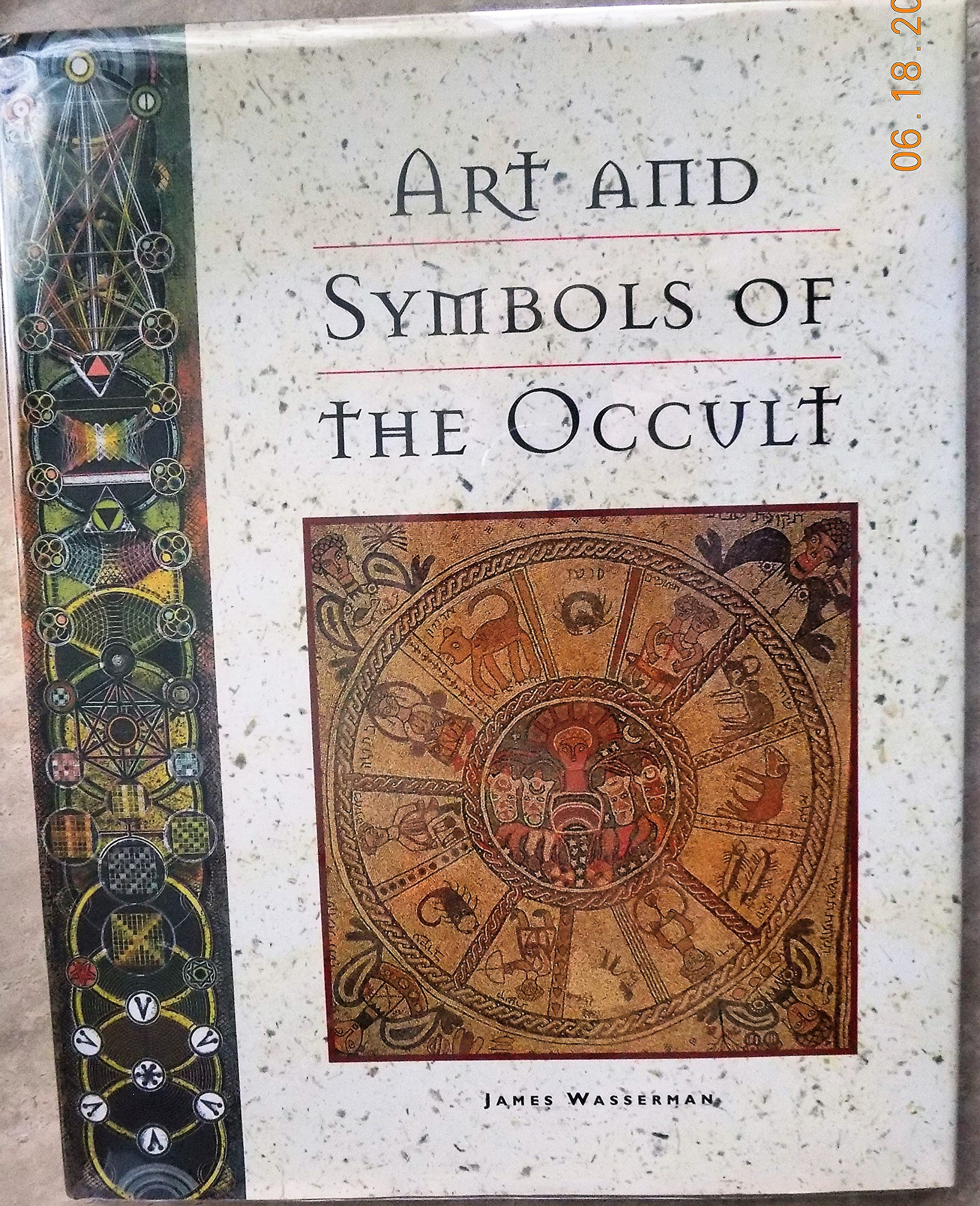 Art And Symbols Of The Occult James Wasserman 9780862882549