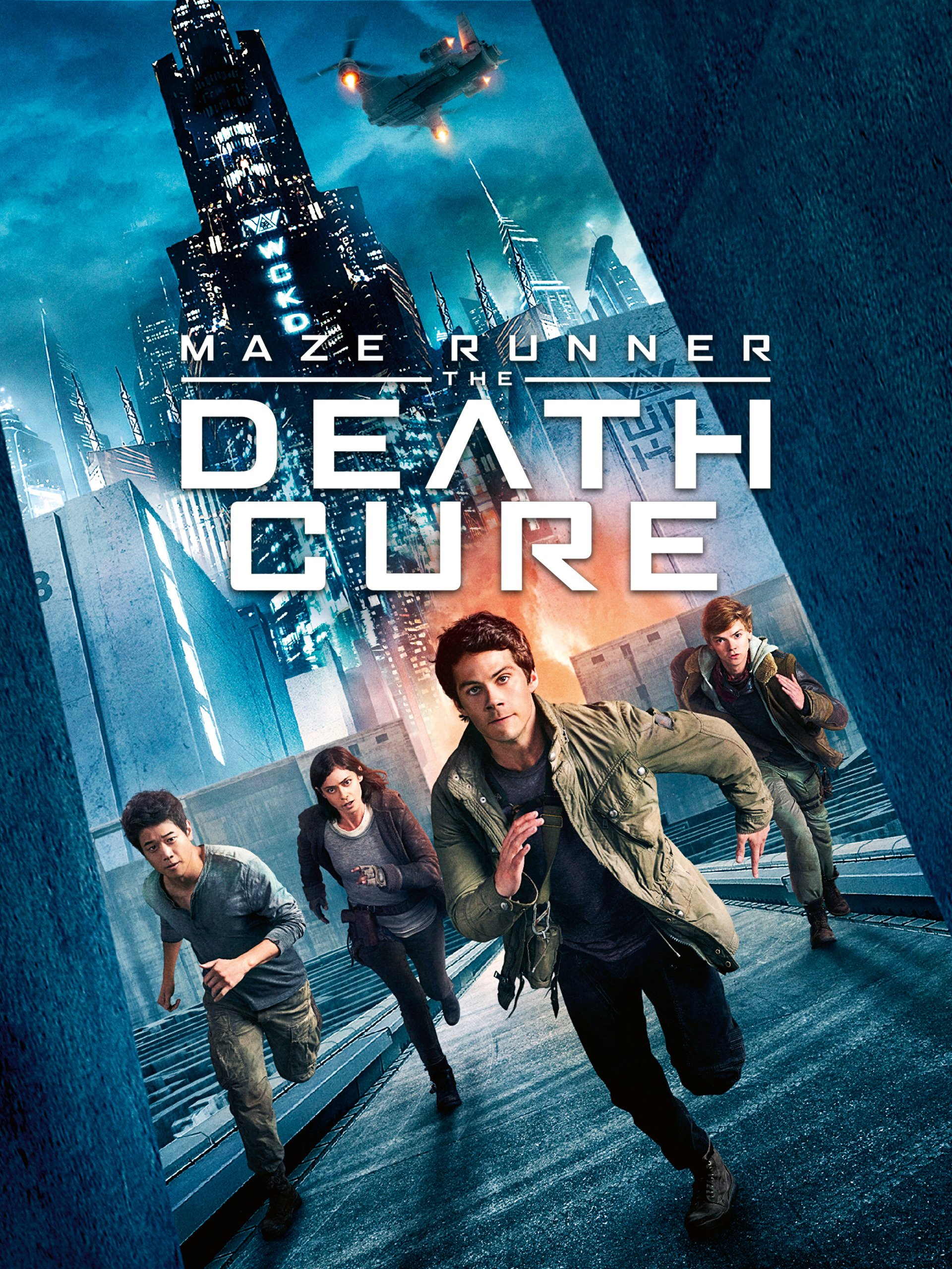 the death cure netflix