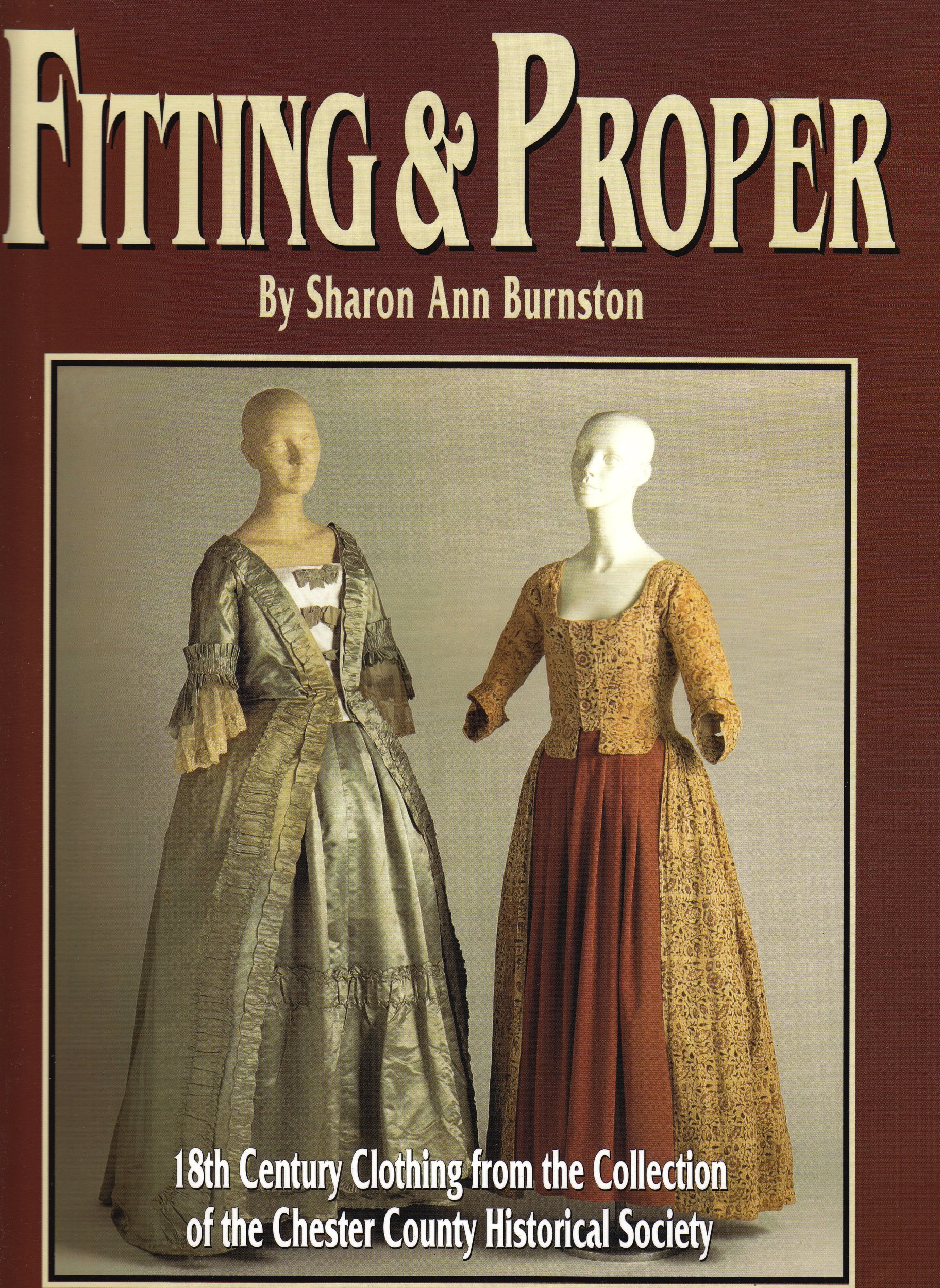 Old-style dresses 18th century