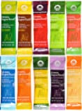 Amazing Grass Green Superfood Packets 10 Flavor Variety (Pack of 10)