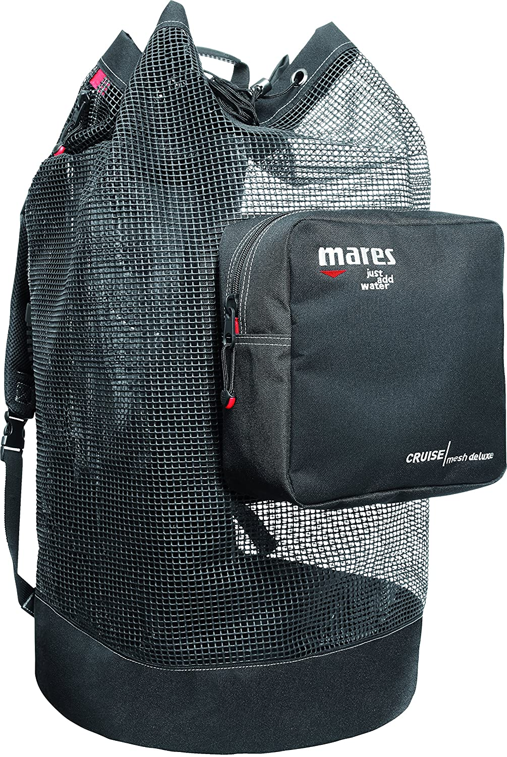 Mares cruise mesh scuba diving deluxe backpack ebay - Mares dive bag ...