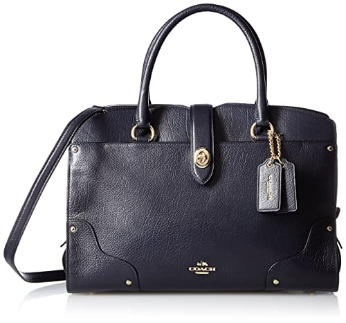 COACH Mercer Satchel 30 in Grain Leather  Amazon.ca  Shoes   Handbags ddf02a69fbd58