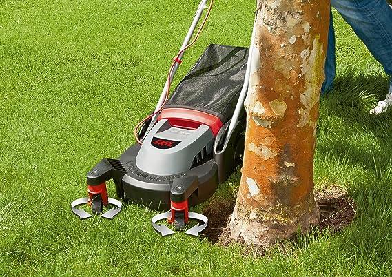 Skil 0711AA - Cortacésped eléctrico con ruedas pivotantes (ligero: 4,3 kg, 10 hojas de corte, caja para césped, Easy Storage): Amazon.es: Bricolaje y herramientas