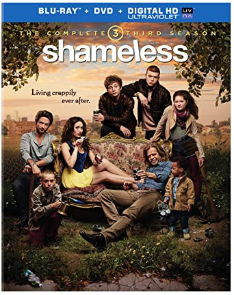 shameless season 3 blu ray