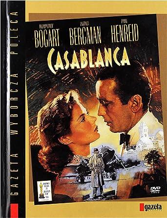 Casablanca English Audio English Subtitles Amazon Co Uk