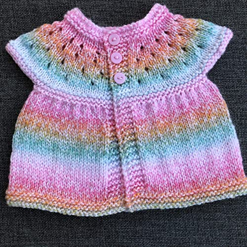 7c1bc9441eaab1 Baby Sugar And Spice Cardigan Jacket New Born To Three Months ...