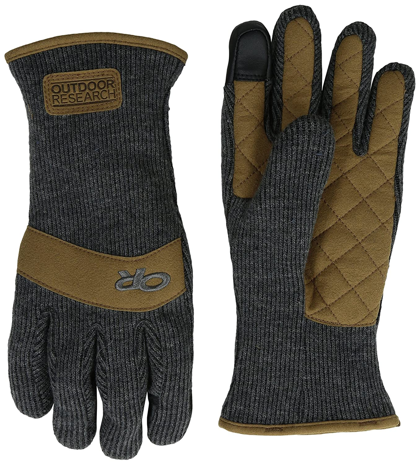 Outdoor Research - Exit Sensor Gloves, charcoal