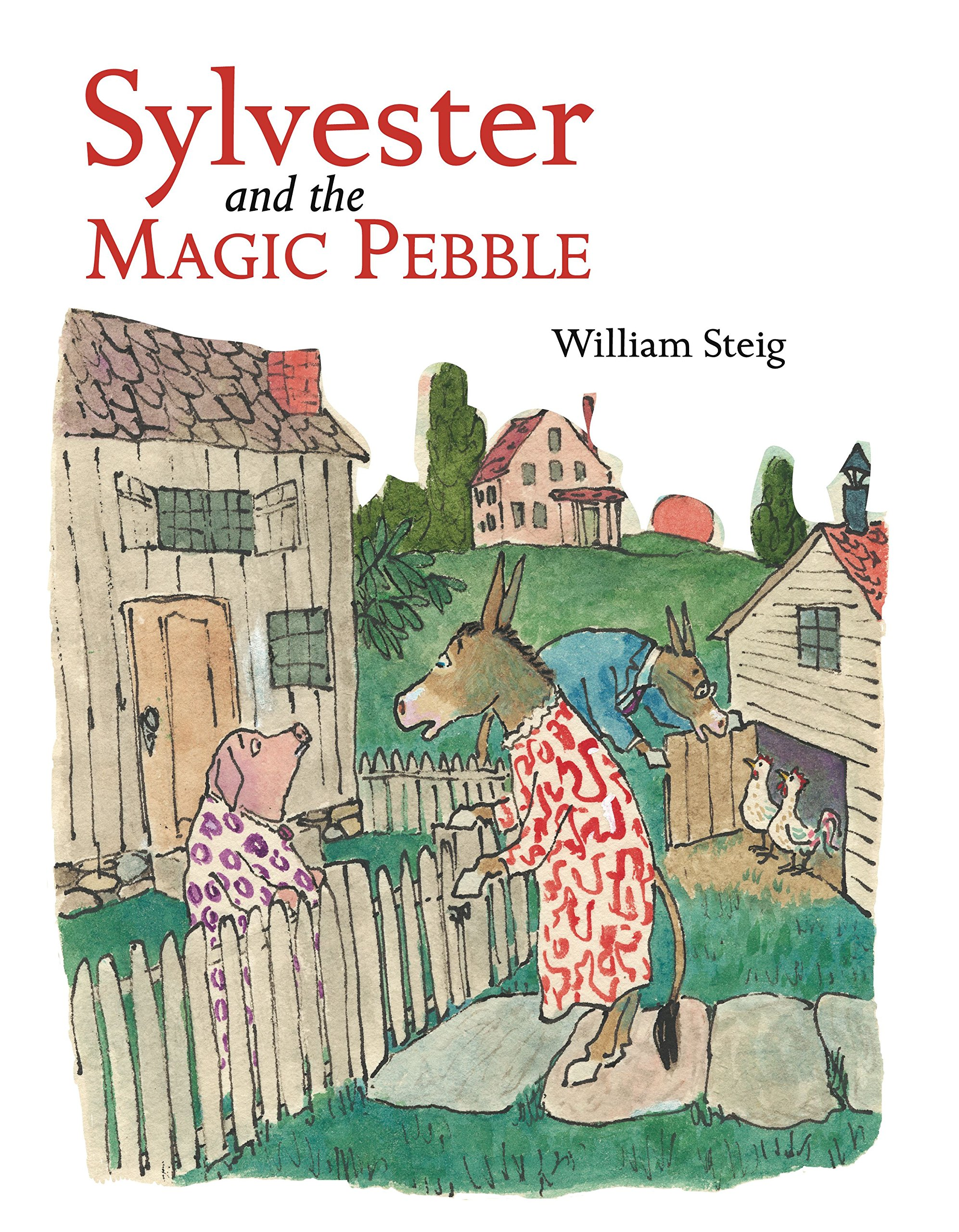 Sylvester and the Magic Pebble by Simon & Schuster Children's Publishing (Image #1)
