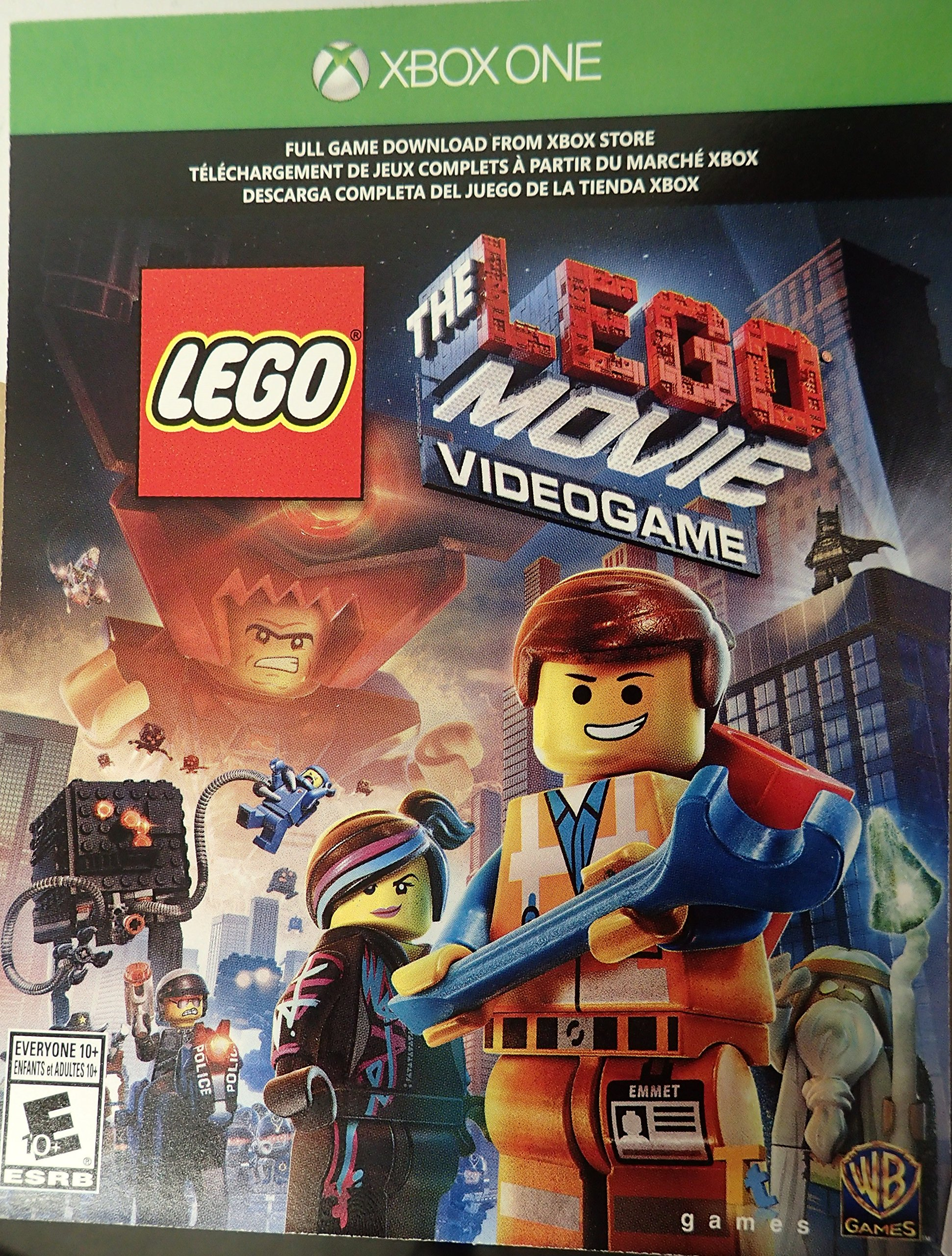Amazon.com: The Lego Movie Videogame - Xbox One Download ...