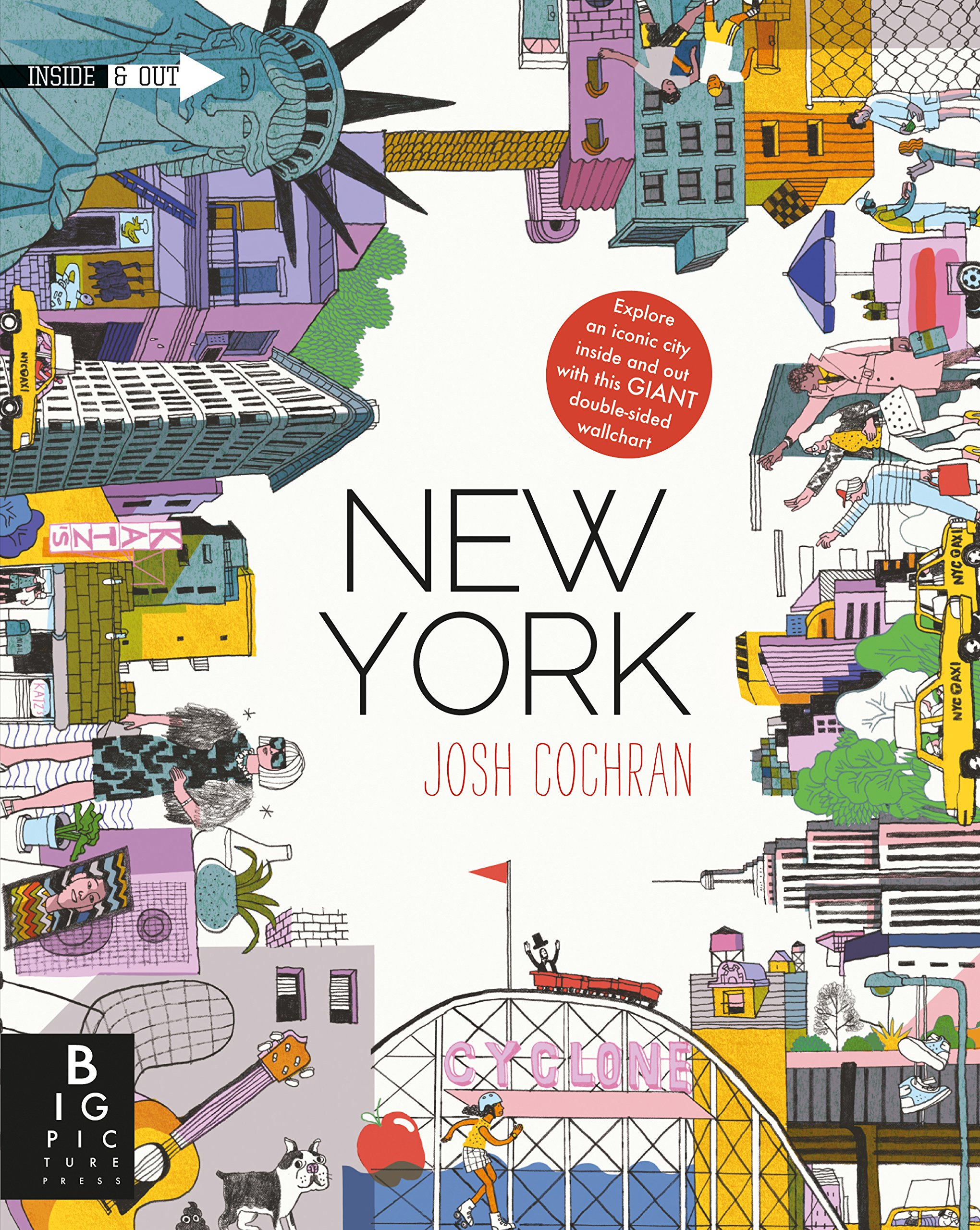 Download New York: Inside & Out pdf epub