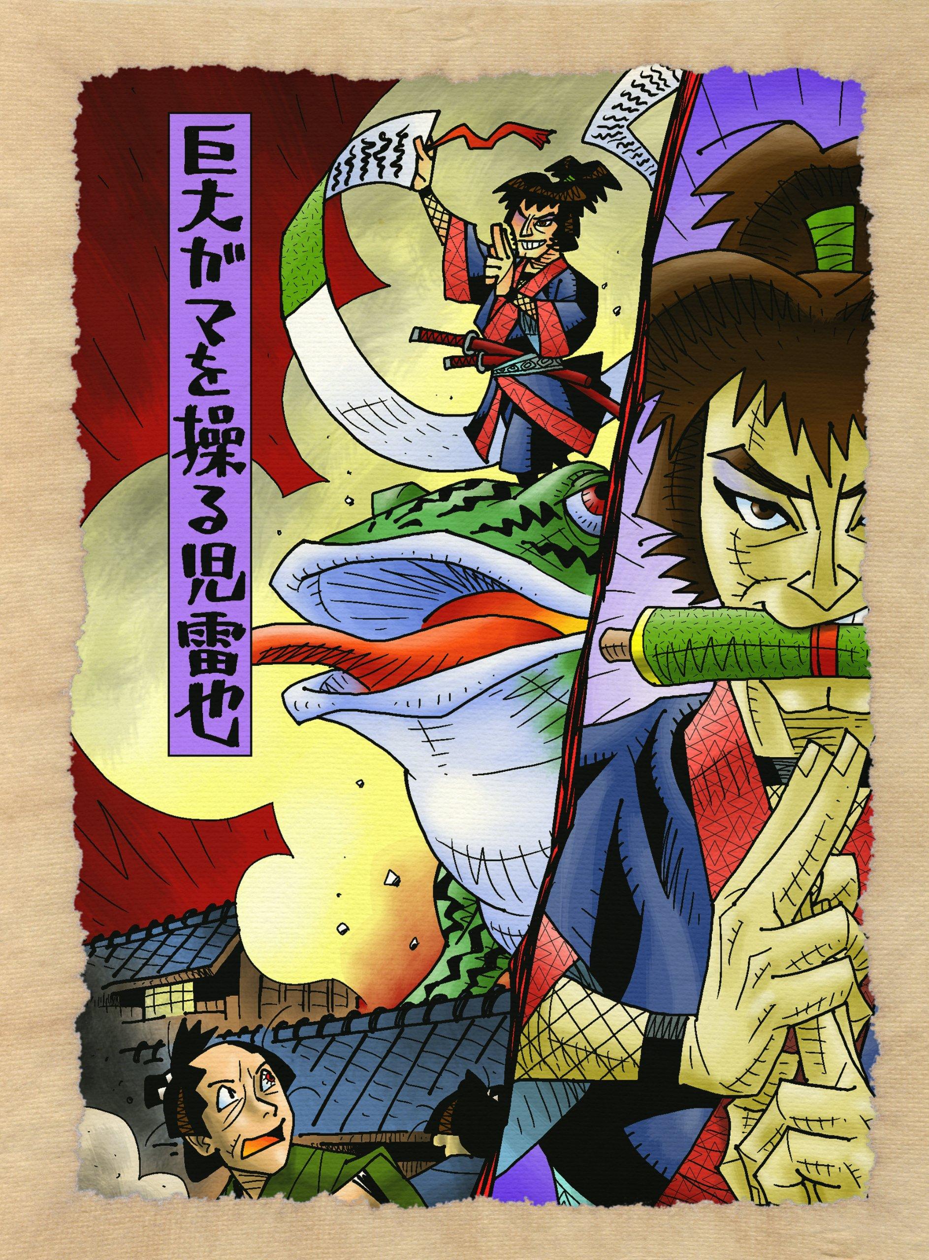 Ninja Attack!: True Tales Of Assassins, Samurai And Outlaws ...