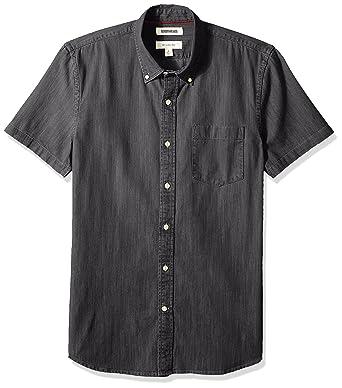 872cf1f62d Amazon.com: Amazon Brand - Goodthreads Men's Slim-Fit Short-Sleeve ...