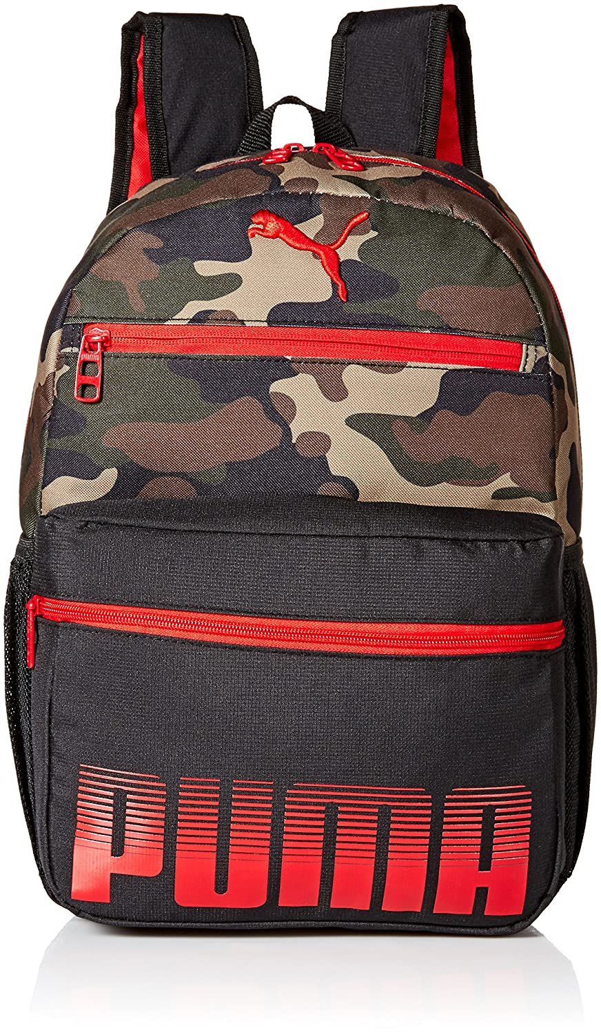 PUMA Boy's Backpacks and Lunch Boxes Backpack Black/Blue Youth PV1548ZZ-431