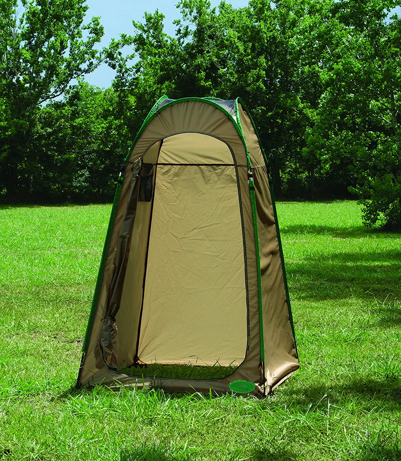 Portable Privacy Shelter For Boats : Tent hut call virgil jones