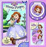 Princesse Sofia : mon premier lecteur CD de chansons : Contient : 1 lecteur CD, 4 CD audio