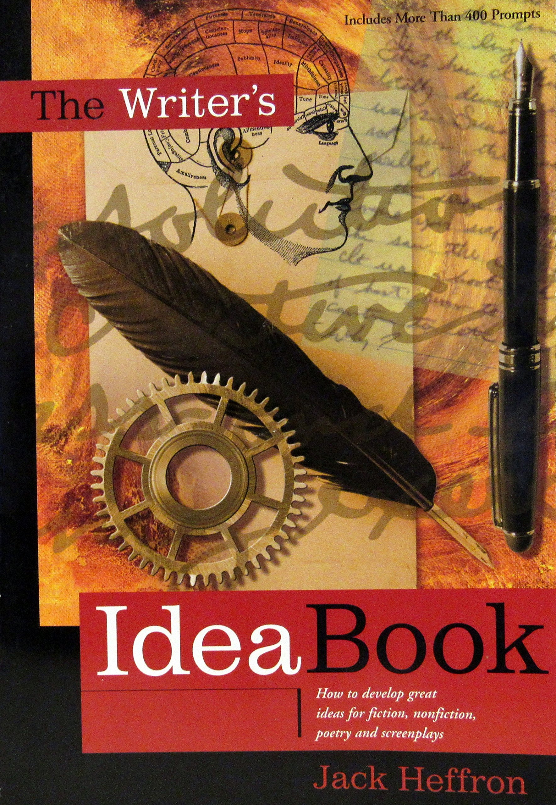 Download The Writer's Idea Book: How to Develop Great Ideas for Fiction, Nonfiction, Poetry and Screenplays ebook