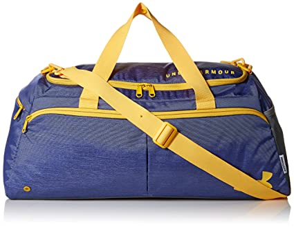 018a0892cbf Under Armour Undeniable Small Duffle Bag- Small, Talc Blue Full Heath (586)