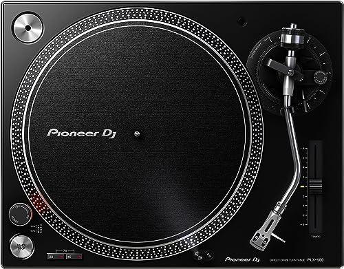 Pioneer PLX-500-K, Black PLX500K