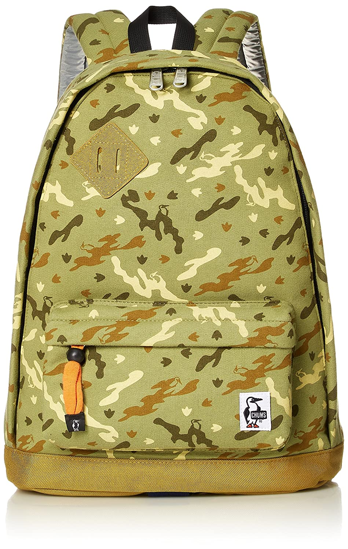 [チャムス] リュック Classic Day PackSweat Nylon CH60-0681-A046-00 B078L3F65P ヘザーネイチャーブービーカモ ヘザーネイチャーブービーカモ