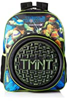 """Nickelodeon Boys' Tmnt Sewer Neoprene 16"""" Backpack"""