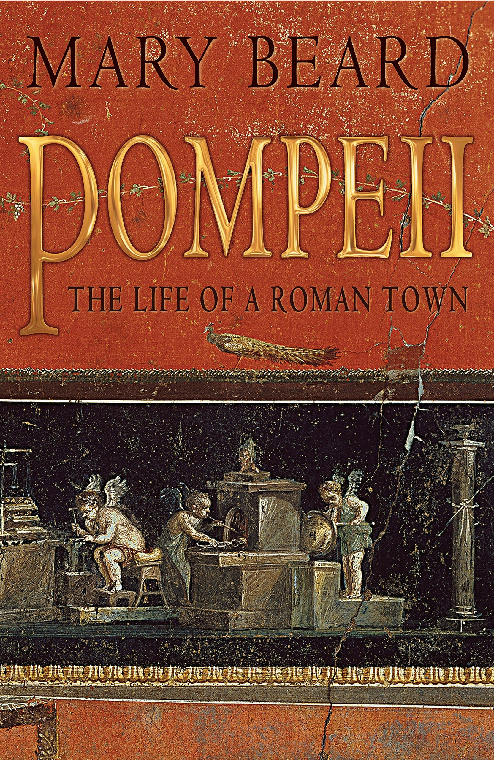 Pompeii  The Life Of A Roman Town: Mary Beard: 9781861975164: Amazon:  Books