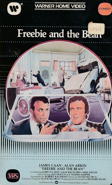 900d5d53bdd Amazon.com  Freebie   The Bean  VHS   Alan Arkin