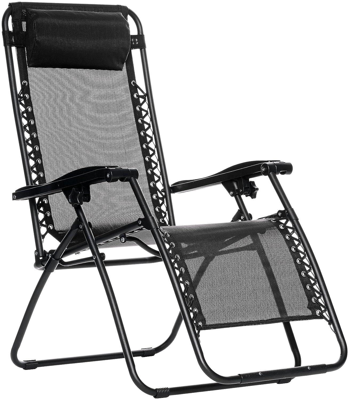 Amazon Caravan Sports Infinity Zero Gravity Chair Black