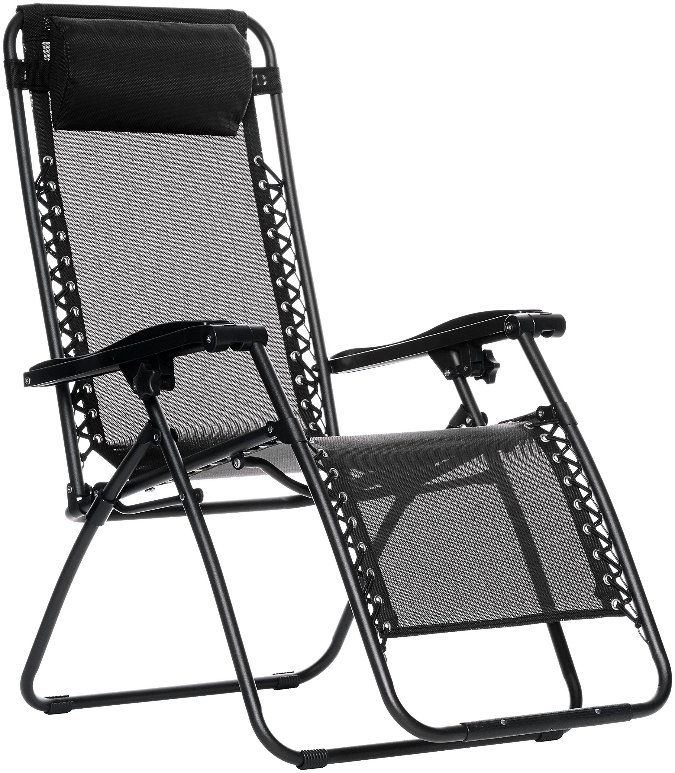 AmazonBasics Zero Gravity Chair - Black