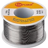Fixpoint 51062 Lötzinn, 0,56mm Durchmesser, 100g Rolle