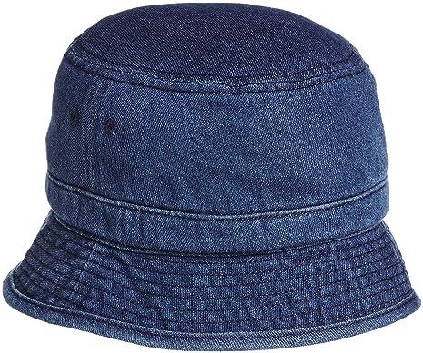 New York Hat(ニューヨークハット)ストローハット #3024 DENIM STITCH TENNIS デニムステッチテニス