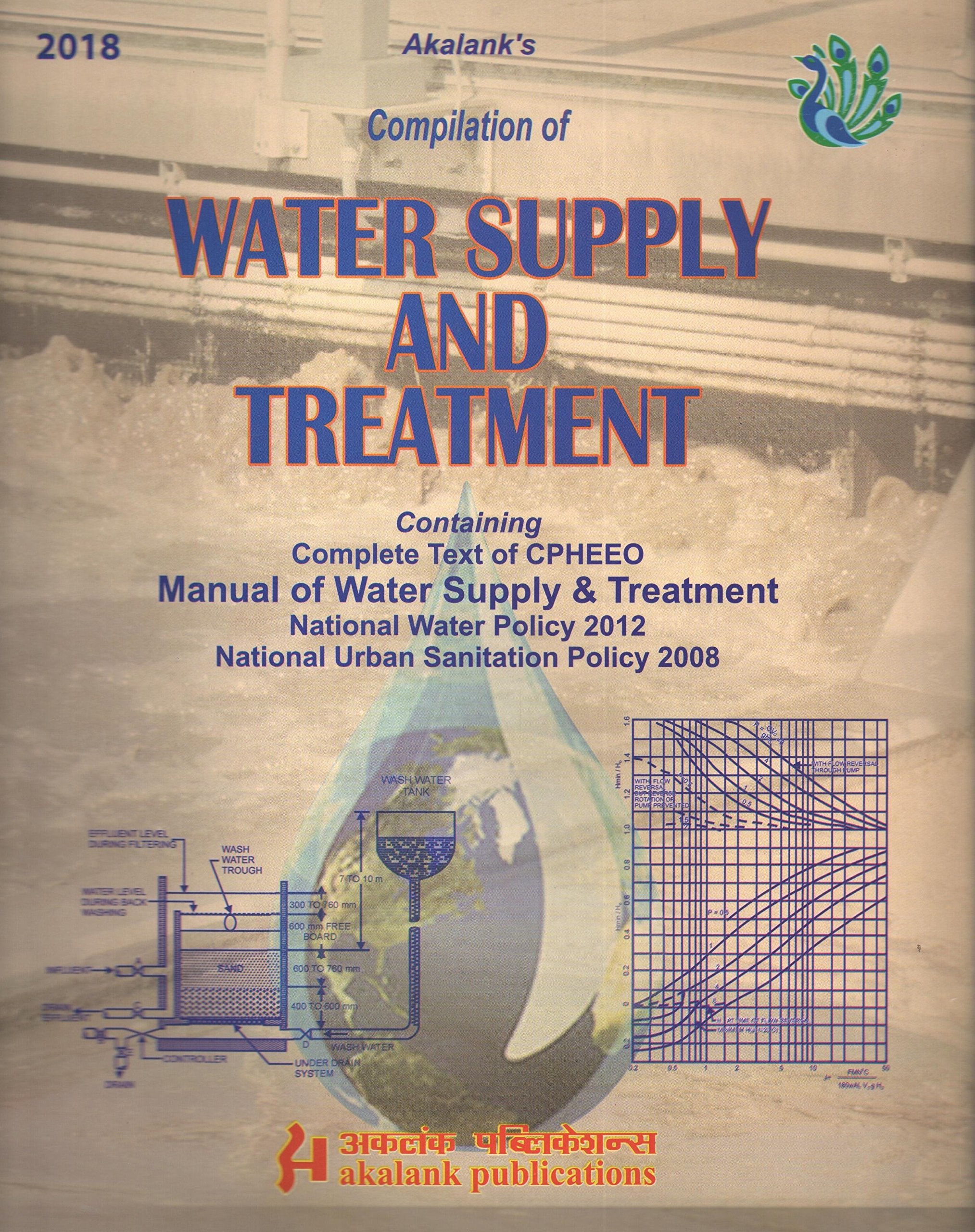 Cpheeo manual array amazon in buy water supply and treatment compilation of book rh amazon in fandeluxe Image collections