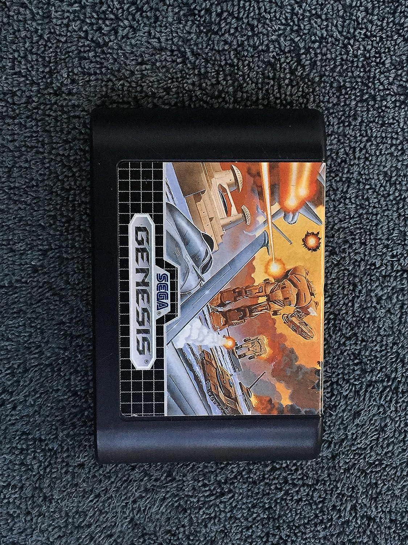 Herzog Zwei - Sega Genesis