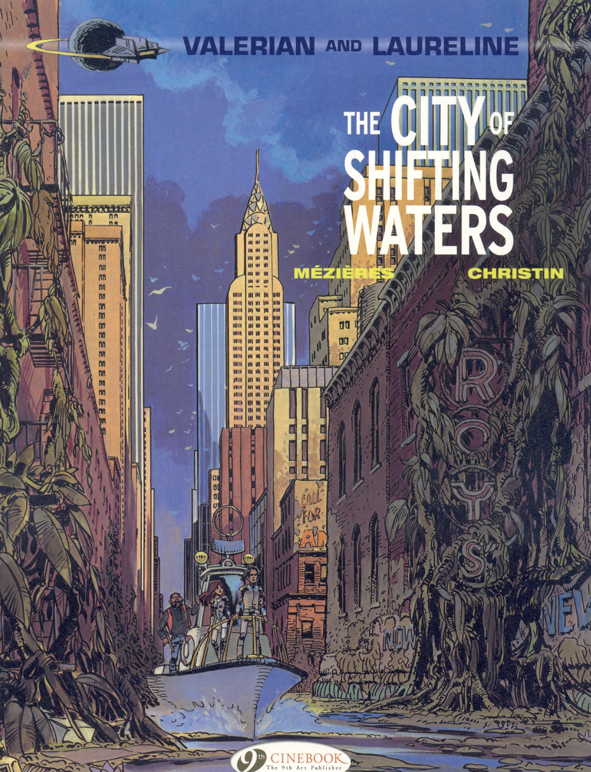 The City of Shifting Waters (Valerian)
