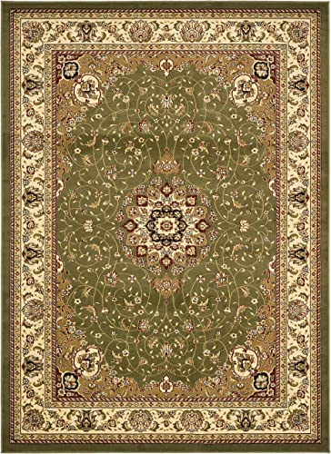 Editors' Choice: Safavieh Lyndhurst Collection LNH329B Traditional Oriental Non-Shedding Stain Resistant Living Room Bedroom Area Rug