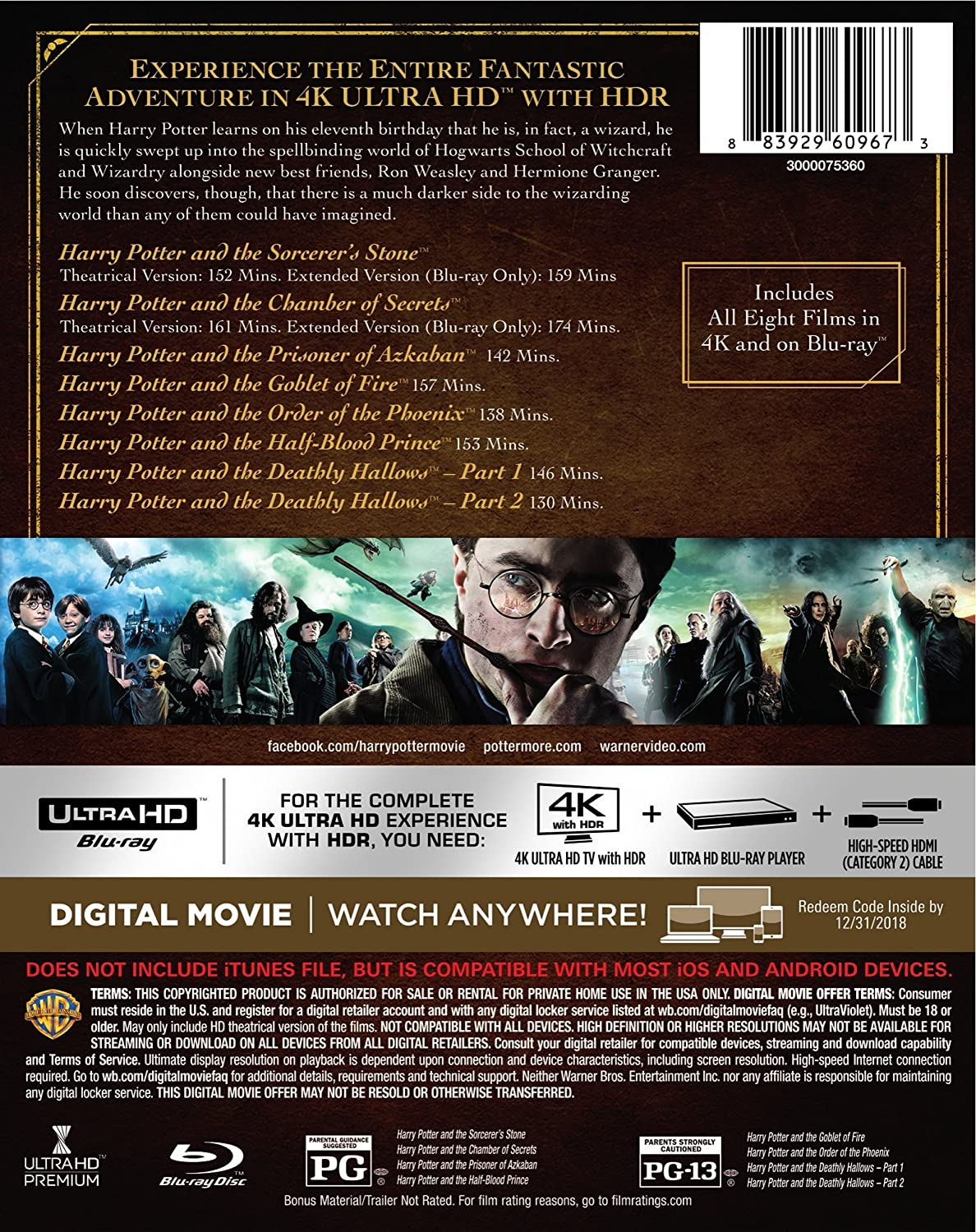 torrent harry potter and the chamber of secrets mkv