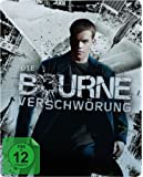 Die Bourne Verschwörung - Steelbook [Blu-ray] [Limited Edition]