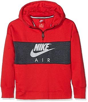 Nike B Nk Air Hoodie Hz Po Sudadera, Niños: Amazon.es: Deportes y aire libre