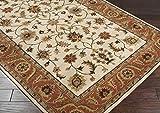 Surya Crowne CRN-6004 Classic Hand Tufted 100% Wool