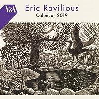 V&A - Eric Ravilious Wall Calendar 2019 (Art Calendar)